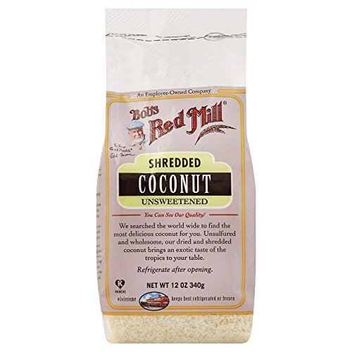 (Bob's Red Mill Coconut Shredded Unsweetened -- 12 oz)