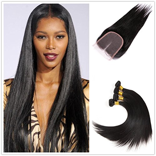 jif-hair50g-bundles-remy-virgin-hairbrazilian-straight-human-hair-extensions-4-bundles-with-closure-