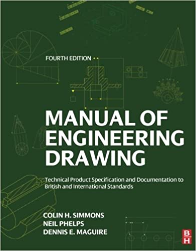 Manual Of Engineering Drawing Technical Product Specification And