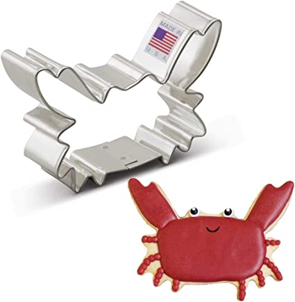 Cubby Crab Cookie Cutter
