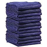 72 Economy Moving Blanket 72x80'' 43# Professional Quilted