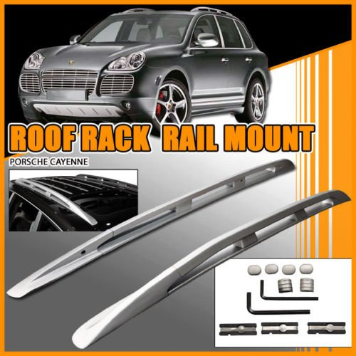OC Parts Porsche Cayenne OEM Style Roof Rack: Fits 2003, 2004, 2005, 2006, 2007, 2008, 2009, and 2010 Porsche Cayenne