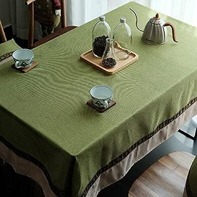 LIFEIFENG LF&F Tablecloth Mantel Viento éTnico Lino Manteles De ...