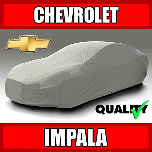 autopartsmarket Chevy Impala 2014 2015 2016 2017 2018 Ultimate Waterproof Custom-Fit Car Cover