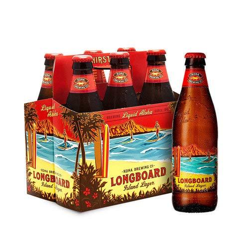 Cerveja Kona LongBoard 355ml unidades