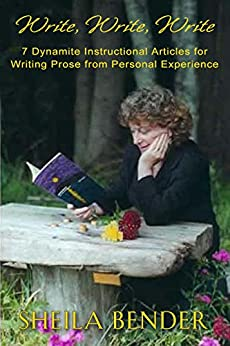 writing personal essays sheila bender Sheila bender, author of writing and publishing personal essays and many other books on writing this is the most meaningful book to find me in a long time writing and publishing personal essays has 30 ratings and 8 reviews.