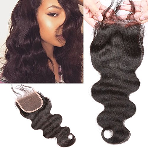 Fennell Free Part Virgin Hair Lace Closure 3.5