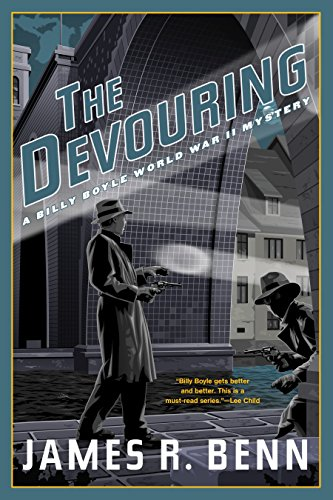 The Devouring (A Billy Boyle WWII Mystery)
