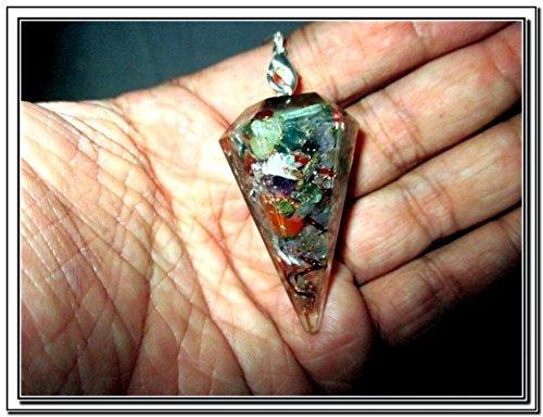 Pendulum Healing Crystal Piezoelectric Cleansing