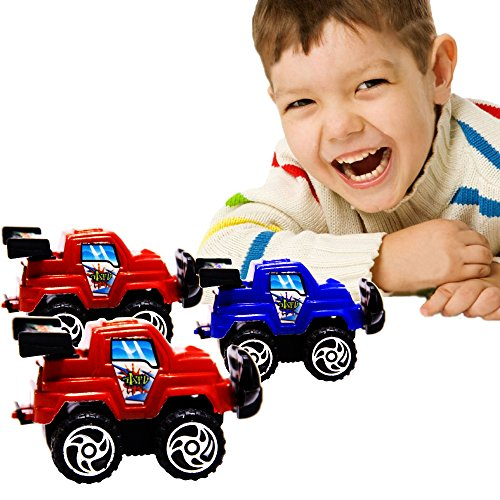 Pull Back Cars - Pack of 12 - Colored Racing Car Play Vehicles For All Occasions - Christmas Gifts - Birthday Parties - Holiday Specialties (Pinata Racing Car)