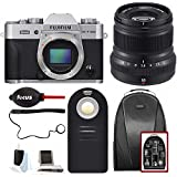Fujifilm X-T20 Camera Body (SL)+XF 50mm Lens + Focus Backpack & Accessories