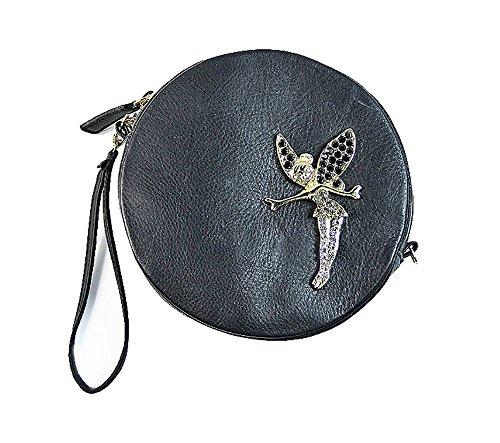 Borsa donna Collezione Argento Antico by Laino Industry fashion accessories - Borsa in pelle Trilly