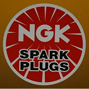 NGK (4554) R5671A-8 Spark Plug - Pack of 4
