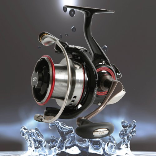 Daiwa Cast´izm 25 QDA Big Pit reel with Mag Sealed Technology