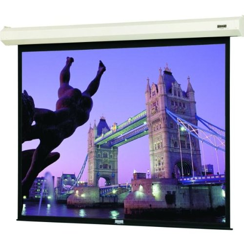 Da-Lite Large Cosmopolitan Electrol - 16:10 Wide Format High Power 208'' by Da-Lite