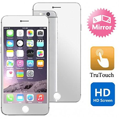 AT&T iPhone 7 Screen Protector, Mirror Screen Protector HD Clear LCD Cover Film Display Touch Screen Shield for iPhone 7 ()