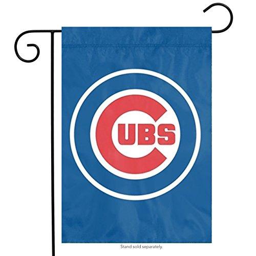 Party Animal MLB Chicago Cubs Garden Flag