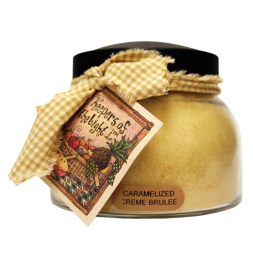 Caralemized Creme Brulee Mama ()