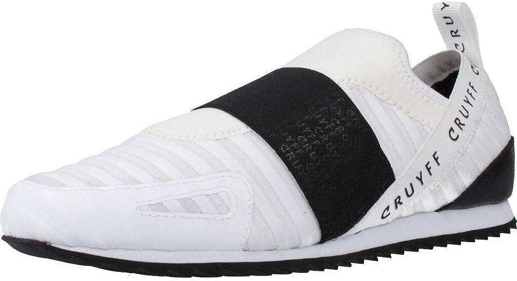 Cruyff Classics Elastico - Zapatillas Bajas Mujer Blanco Talla 39