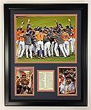 "Legends Never Die 2017 MLB Houston Astros World Series Champions Framed Photo Collage, Celebration, 18 x 22"""