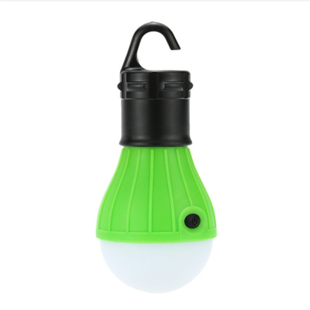 HMILYDYK Portable LED Camping Lantern Tent Light Bulb for Camping Hiking Backpacking, Battery Powered Emergency Lantern Light for Household, Fishing, Car Repairing