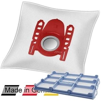 8 Original Staubsaugerbeutel Typ G 1 HEPA-Filter für Bosch ProParquet