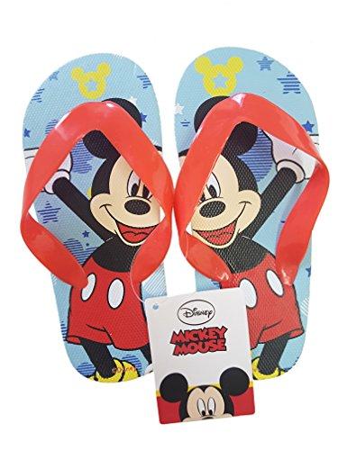 takestop Tongs Mickey Disney Mickey Souris Nombre 26Flip Flop kinds enfant fille sandales sandales mer Fantaisie mer