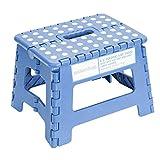 Essentials 21047 8-1/2'' Folding Step Stool