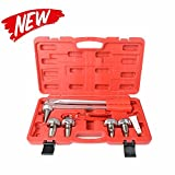 "IWISS 1/2"",3/8"",3/4"",1"" Expanding Tool Kit with Pipe Cutter for ProPex Fitting meets ASTM F1960 suits Uponor ProPex,Wirsbo"