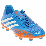 Adidas Predator Absolado Lz Trx Fg Shoe - Blue/white/orange (men) - 10 | amazon.com