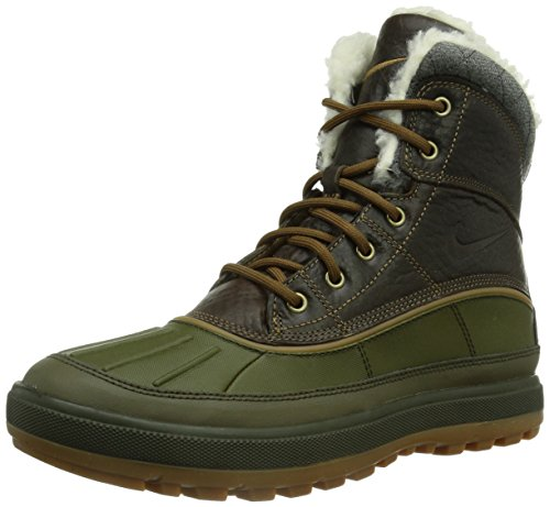 Nike Woodside II Military Brown/Military Brown-Dark Loden (8 D(M) US) (Nike Boots Men Woodside)