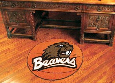 Basketball Floor Mat - Oregon State University (State University Basketball Area Rug)
