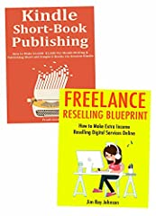 How to Create Your Own Work at Home Freelancing BusinessNO EXPERIENCE, NO HUGE CAPITAL & NO TECHNICAL SKILLS REQUIRED.Choose a business model that fits you best.What you'll get:FREELANCE RESELLING BLUEPRINT- The best quality and cheap sou...