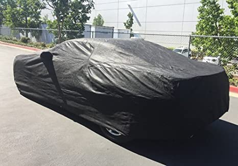 CarsCover Custom Fit 2010-2019 Chevy Camaro Car Cover for 5 Layer Ultrashield
