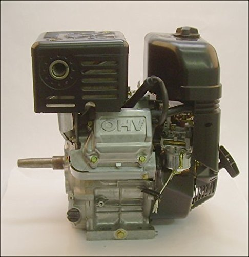 11.5HP Horizontal 4-11/32'' Tapered Shaft, Recoil Start, Muffler, NO Tank Robin America Engine