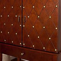 Southern Enterprises AMZ9301ZH Dunston Bar Cabinet