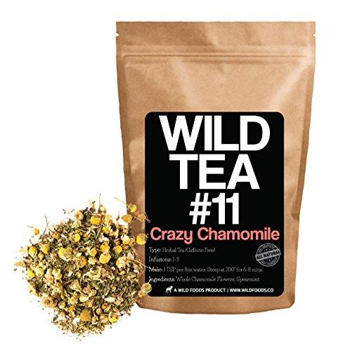 Chamomile Mint Tea, Wild Tea #11...
