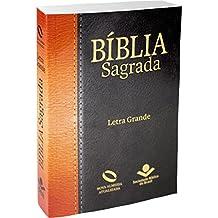 Nova Almeida Atualizada - Letra Grande. Capa Textura