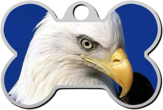 SeTag American Eagle - Etiquetas para identificación de Perros ...