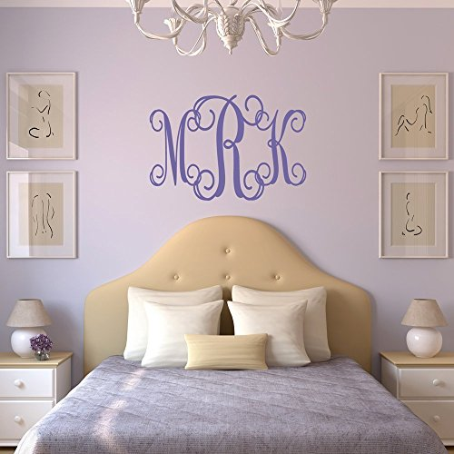 orange and brown wall decals - 7