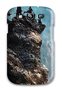 Fashionable Style Case Cover Skin For Galaxy S3- Dragon by lolosakes