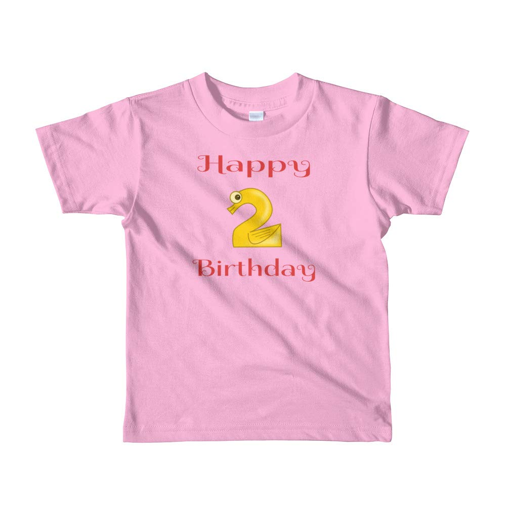 XHX403 Vegan Rainbow Infant Kids T Shirt Cotton Tee Toddler Baby 6-18M