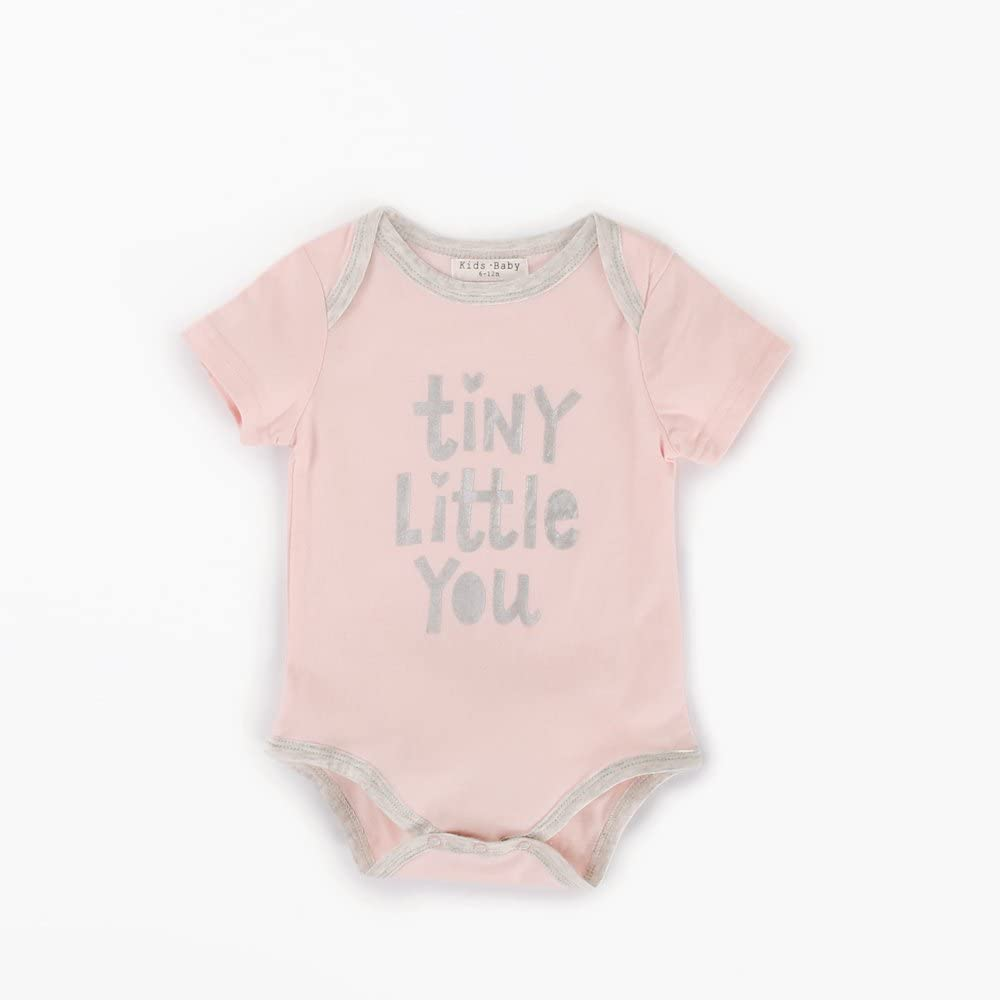 Baby Clothes Pink  Baby romper Vintage Style Baby Romper Ready to ship Size 3-6 month Baby romper