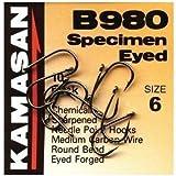 Kamasan B980 Haken, Größe: 14