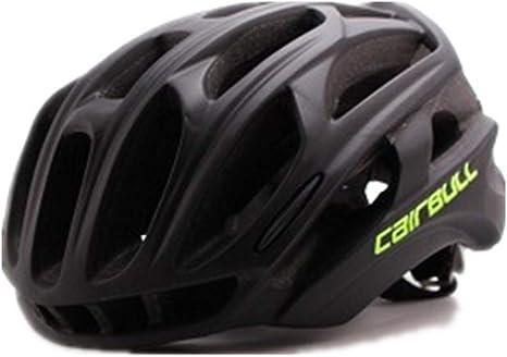 Lxhff - Casco de Ciclismo Profesional para Bicicleta de Carretera y montaña (Talla L), Medium: Amazon.es: Deportes y aire libre
