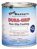 SlipDoctors Non Skid Epoxy Dura Grip Quart (Clear)