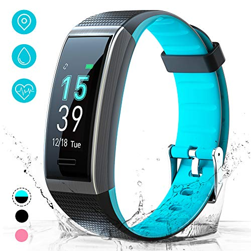 AKASO Fitness Tracker Activity Tracker with Heart Rate and Sleep Monitor Smart Pedometer Watch Calorie Counter Step…