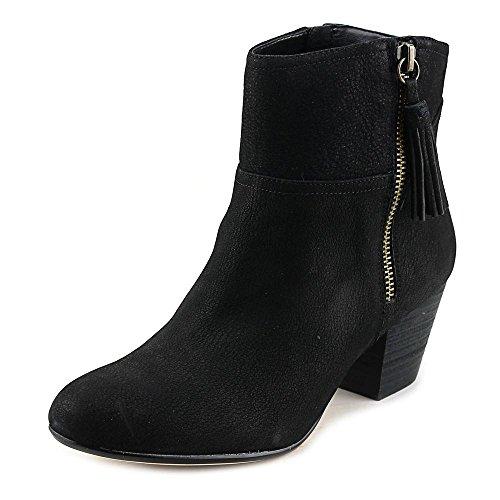 Negen Dameslaarzen, Zwart / Zwart, In Negentien Dames