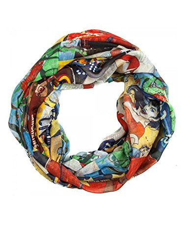 Scarf - DC Comics - Bombshell Infinity New Toys Licensed sf3f3zdco BioWorld