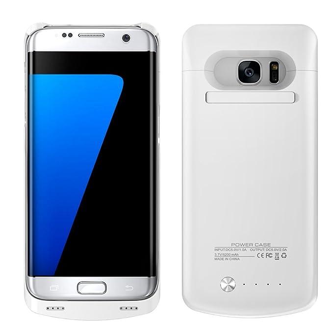 Samsung Galaxy S7 Edge, 5200 mAh extraíble batería externa ...